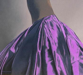 Deep purple skirt by Ralph Lauren