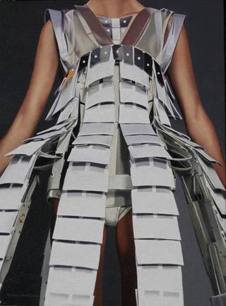 Mechanical Dress by Hussein Chalayan