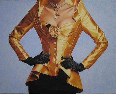 Gorgeous Jacket by Thierry Mugler