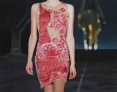 I want an Alexander McQueen dress