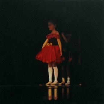 Little Dancers in the Wings